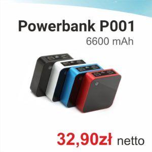 Powerbank P001