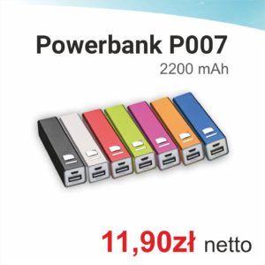 Powerbank P007